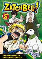 Zatch Bell 5: The Dark Lord of the Cursed Castle [DVD] [Import]