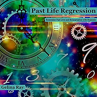 Past Life Regression audiobook cover art