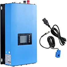 ECO-WORTHY 1000W 1KW MPPT Solar Grid Tie Inverter Power Limiter DC 22 to 65V Solar Input..