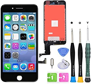 Premium Screen Replacement Compatible with iPhone 8 Plus 5.5 inch Full Assembly -LCD Touch Digitizer Display Glass Assembl...
