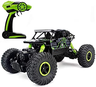 Tuptoel 1/18 RC Truck Car Monster Truck 2.4G Remote Control 4WD Off Road Dune Buggy Vehicle Toys for Boy