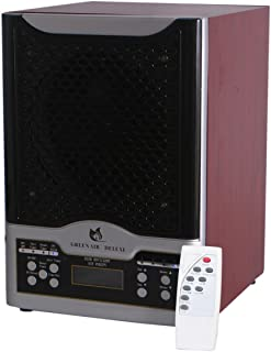 Green Air Deluxe 3 Plate HEPA and Odor Fighting Filter Alpine Air Purifier Ozone Generator