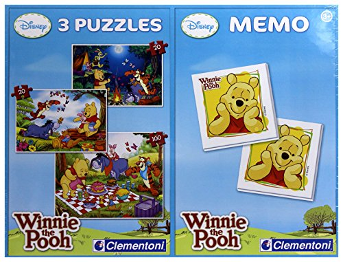 Clementoni – Puzzle Winnie The Pooh
