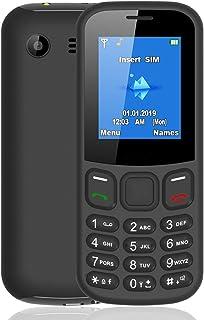 GOLFLAME Teléfono Celular gsm Dual SIM Desbloqueado, con cámara y Tiempo de Espera prolongado, teléfonos celulares desbloq...