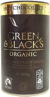 GREEN & BLACKS Hot Chocolate, 300 GR
