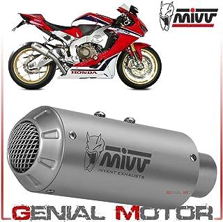 H.041.C1 Tubos Supresor De Catalizador MIVV Bajante Acero Cb 1000 R 2008 08