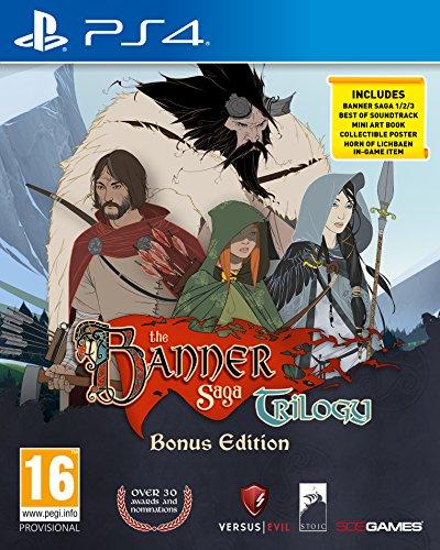 The Banner Saga Trilogy Bonus Edition - PlayStation 4 [Importación inglesa]