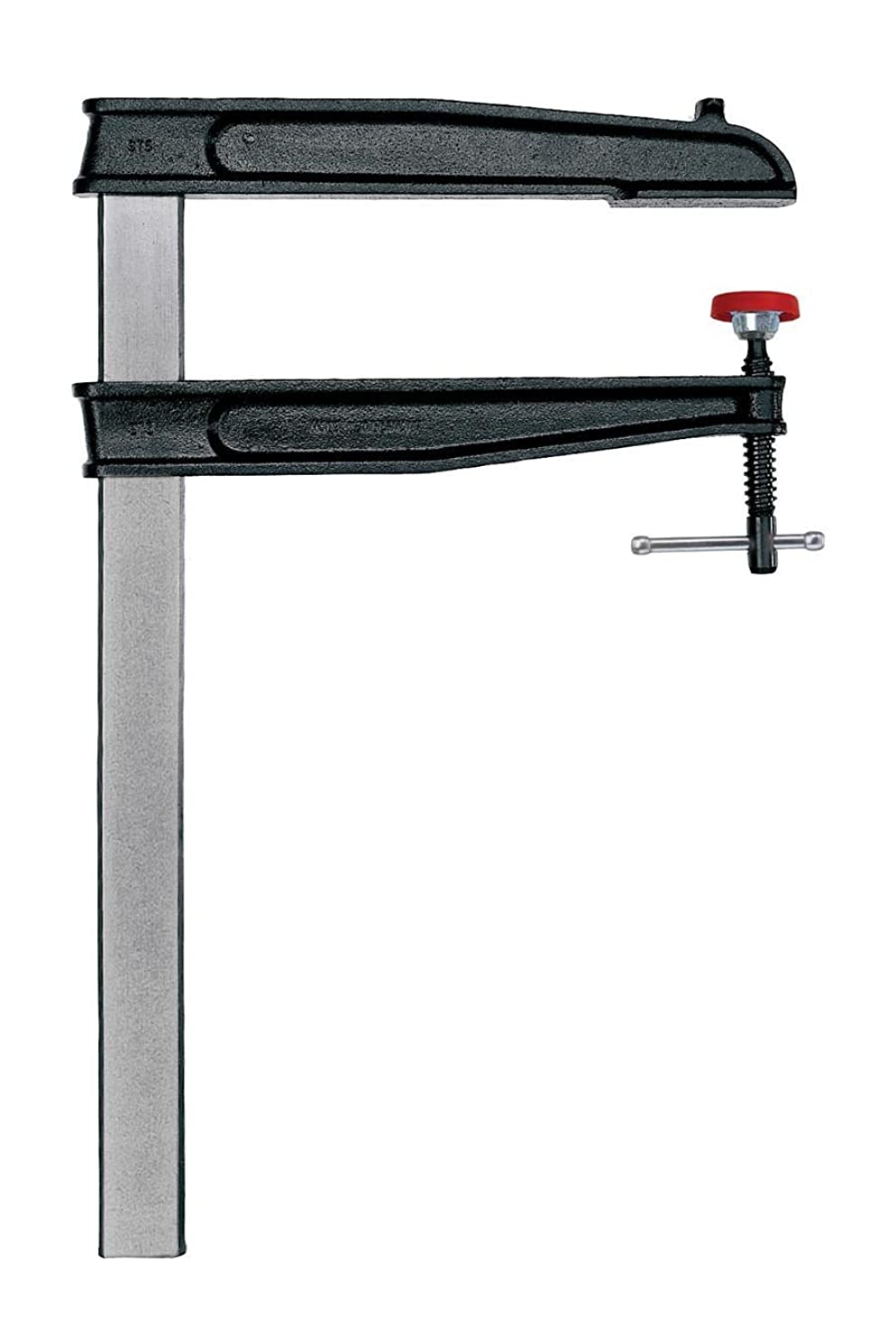 Bessey CDS24-10WP 10-Inch Throat x 24-Inch Opening Heavy Duty Tradesmen Bar Clamp