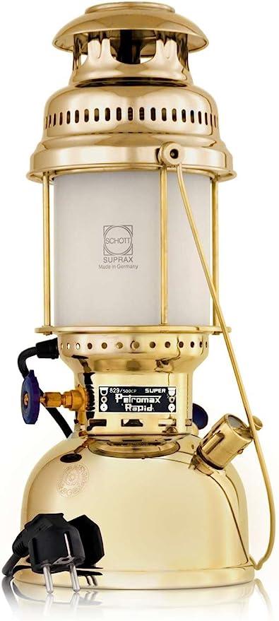 Petromax Mèche Plate Lampe à Pétrole à Huile Lanterne de 23 MM X 100 CM