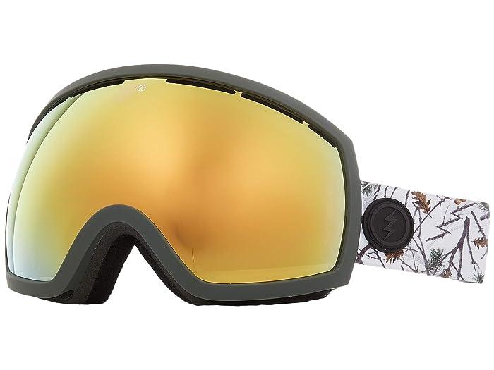 EG2 (Country Brose/Gold Chrome) Snow Goggles
