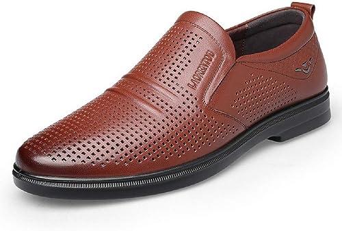 Willsego Herren Papa Casual City Schuhe zum Arbeiten