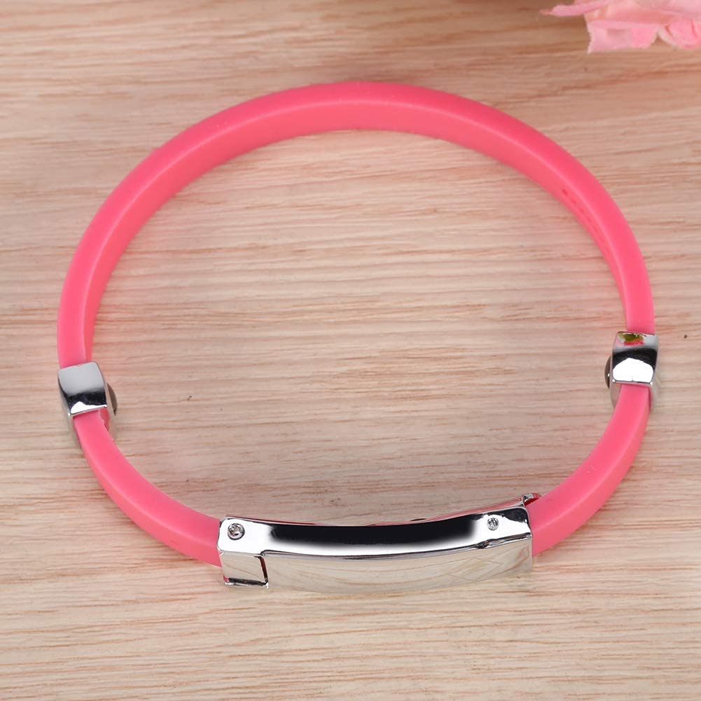 Yosoo Health At the price Gear Anion Bracelet Home Cheap SALE Start for to Easy Practical Use