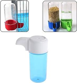 Lazder - Dispensador de Agua para Parrot (con Sistema de colgado automático, Desmontable, fácil de Instalar), diseño de pá...