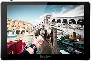 "Desview R7 Touch Screen Monitor 7"" 1000nit 1920X1200 Camera Field Monitor 4K HDMI in/Output with Mini Cold Shoe, Waveform/..."