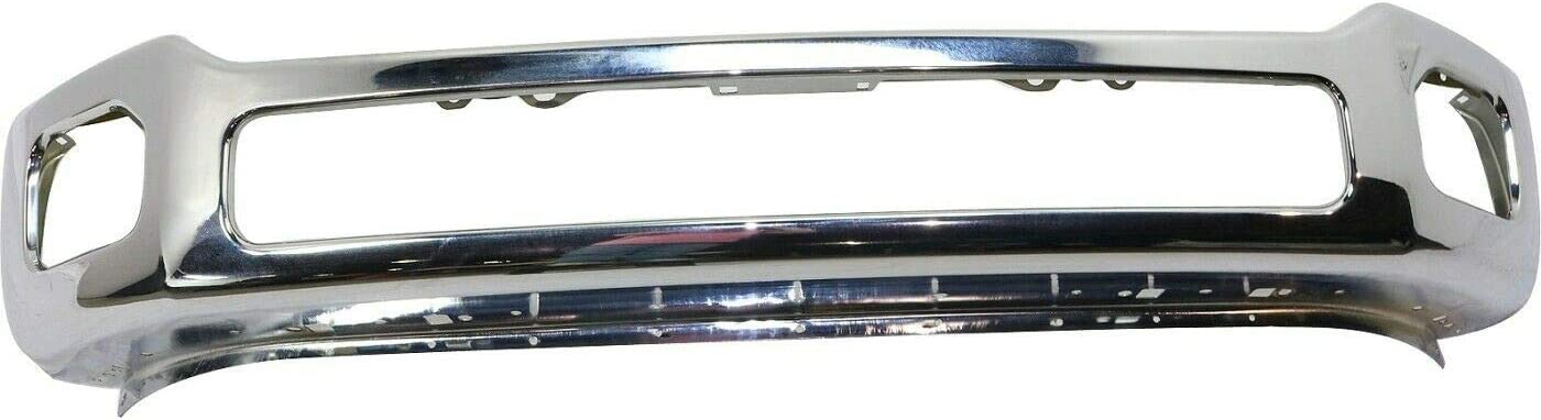 Regular dealer Alxiang Front Bumper Compatible Steel New product type Chrome with SuperDuty