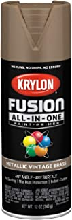 krylon antique bronze spray paint