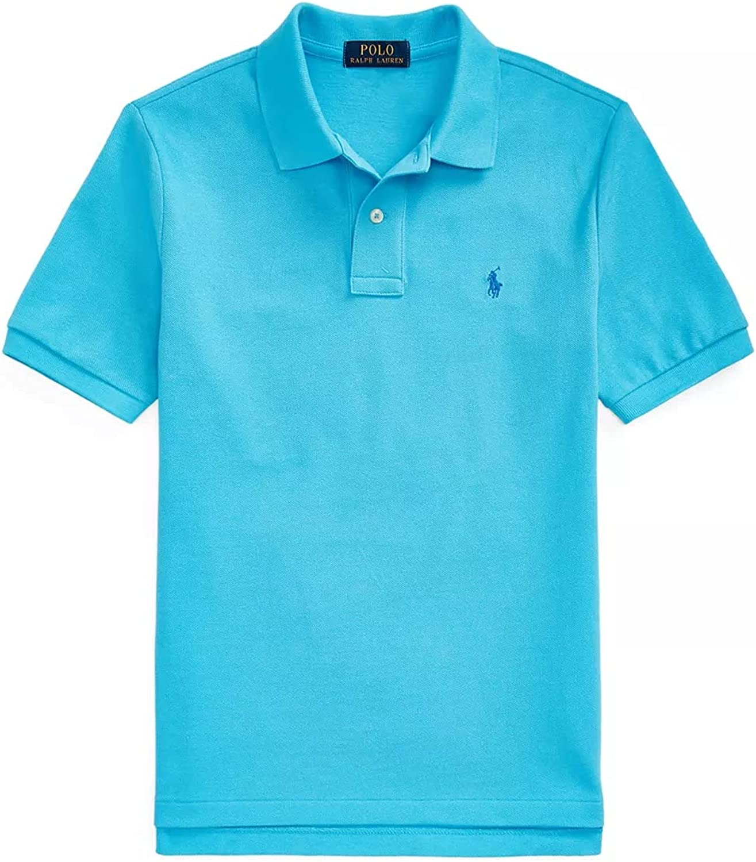 Polo Ralph Lauren Big Boys Mesh Polo Shirt