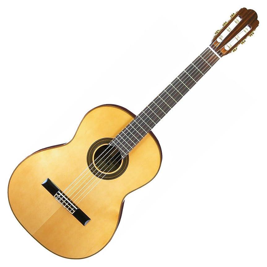 促すフクロウわがままARIA アリア クラシックギター 630mmスケール レディースサイズ 表板スプルース 単板 ソフトケース付 A-50S-63