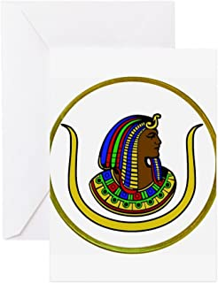 CafePress - Daughters Of Isis - Greeting Card (20-pack), Note Card with Blank Inside, Birthday Card Matte