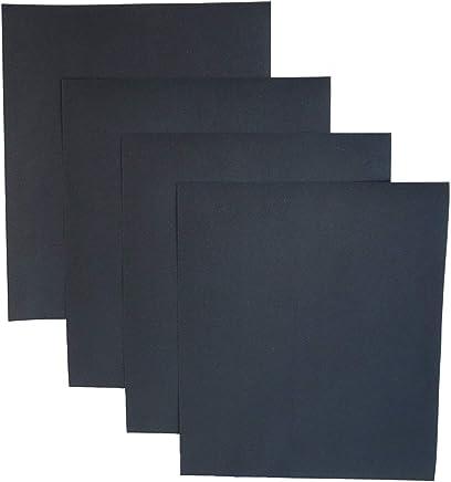 100x P400 Indasa Nass Schleifpapier Bogen 230 x 280 mm Wasserfest