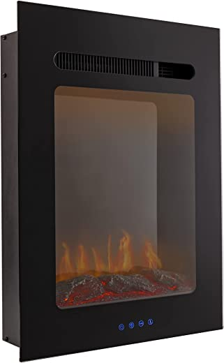 """RecPro RV Fireplace 18"""" 