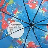 Zoom IMG-2 perletti ombrellino portatile bambino con