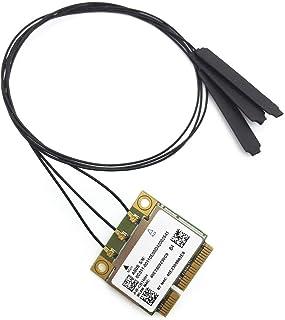40cm MHF4 Antennas + AW-CB160H BCM94360HMB BCM94360 Half Mini PCI-express 802.11AC 1300Mbps Wireless WIFI WLAN Bluetooth4....