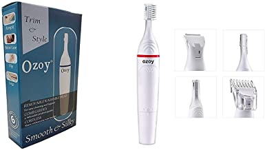 Bikini trimmer for hair removal women private part and underarms Eyebrows Electric Remover from Ozoy