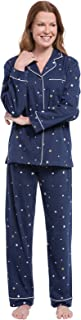 Button Up Pajamas for Women - Women's PJs Sets