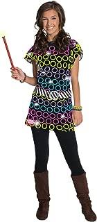 Wizards of Waverly Place Child Alex Polka-dot Costume Medium 8-10