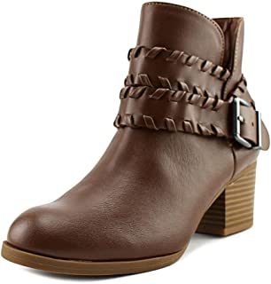 [Style & Co.] Womens Dyanaa Closed Toe Ankle Fashion Boots [並行輸入品]