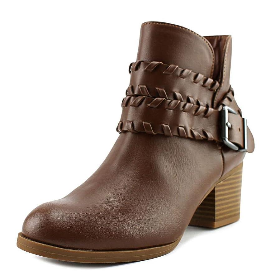 ファランクス並外れて提供Style & Co. Womens Dyanaa Closed Toe Fashion Boots, Brown, Size 8.5