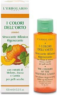 Struccante Bifasico rigenerante I Colori dell'Orto Arancione 100 ml
