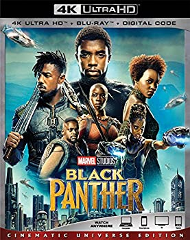 Black Panther 4K-Ultra [Blu-ray]