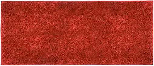 Bambury Microplush Bath Mat, Runner, Paprika