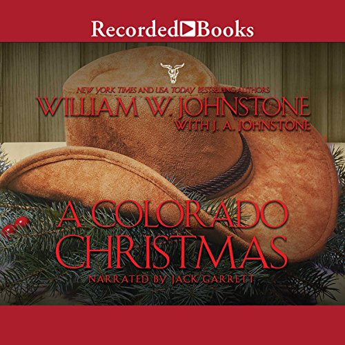 A Colorado Christmas audiobook cover art