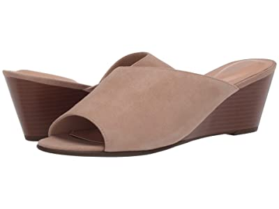 Rockport Total Motion Taylor Asym Slide (Nougat) Women