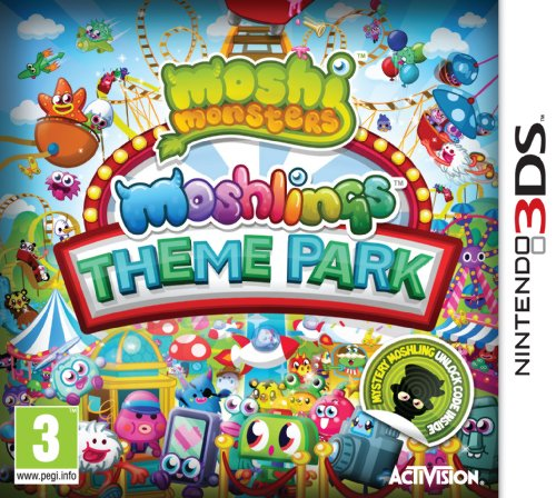 Moshi Monsters: Moshlings Theme Park [Edizione: Regno Unito]