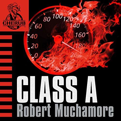 Cherub: Class A audiobook cover art
