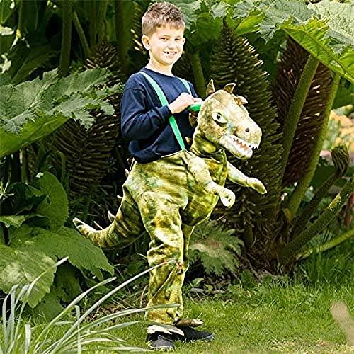 Travis designs - Disfraz de montura de dinosaurio, a partir de 3 años
