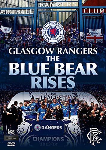 Glasgow Rangers FC - The Blue Bear Rises [DVD]