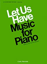 O3127 - Let Us Have Music for Piano - Volume 2