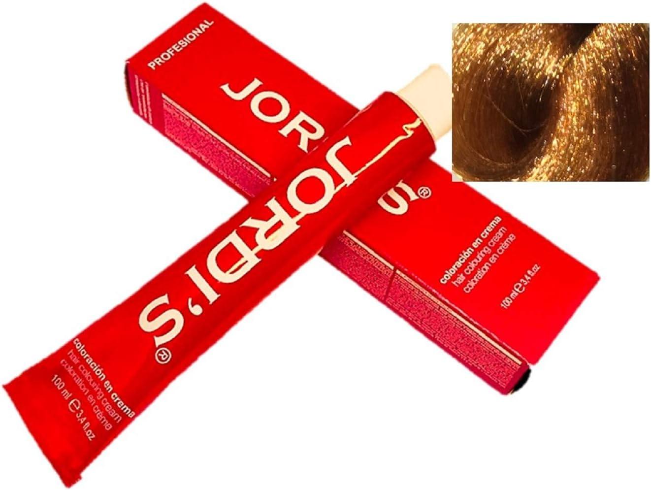 Tintes Profesionales color intenso y brillante - 8.4- RUBIO CLARO COBRIZO - Coloración en crema 100ml.