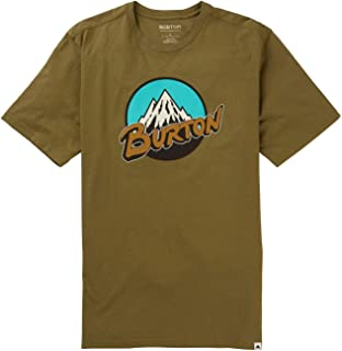 Burton Retro MTN Short Sleeve T-Shirt