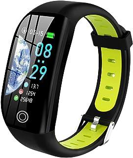 Pulsera Actividad, Reloj Fitness Tracker para hombre y mujer, Smartwatch Smartband, pulsómetro, podómetro, impermeable IP68, contador de pasos, seguimiento de actividad – para Android e iOS