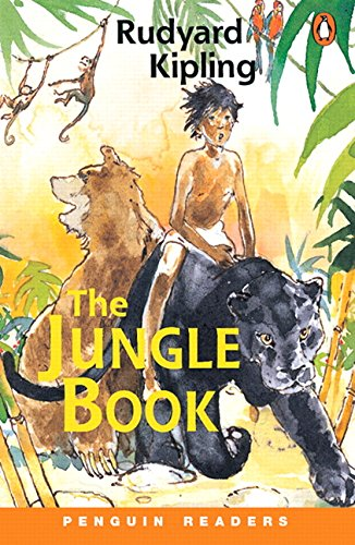 *JUNGLE BOOK                       PGRN2 (Penguin Reader Series: Level 2)の詳細を見る