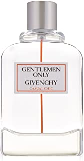 Givenchy Gentlemen Only Casual Chic Eau De Toilette Spray, 3.3 Ounce