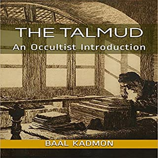 The Talmud: An Occultist Introduction cover art