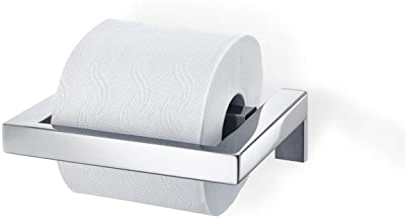 Blomus 68838 Menoto uchwyt na papier toaletowy, polerowana stal szlachetna