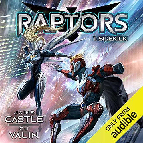 Sidekick Audiobook By Jaime Castle, C.J. Valin cover art